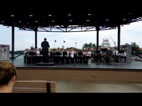 HERITAGE HIGH SCHOOL DISNEY WORLD PERFORMANCE 2012