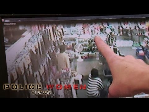Aggressive Robbery Caught on Tape | Police Women of Dallas | Oprah Winfrey Network