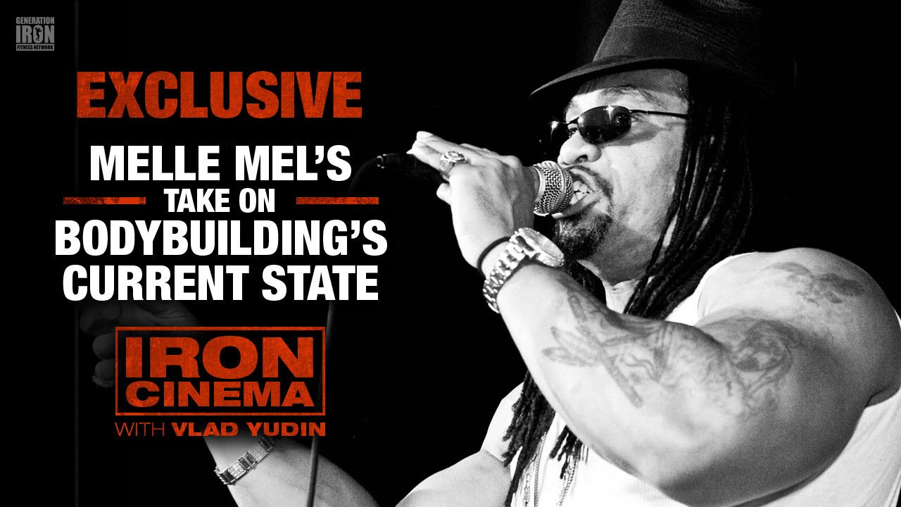 Melle Mel's Take On Bodybuilding's Current State | Iron Cinema