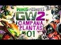 Plants vs. Zombies: Garden Warfare 2 Campa�a Plantas El Tronco Gru�on Parte 1