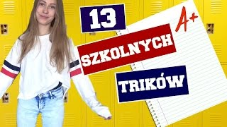 BACK TO SCHOOL | SZKOLNE TRIKI