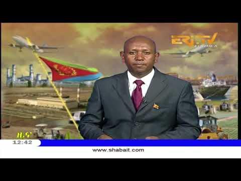 ERi-TV, Eritrea - Tigrinya News for May 21, 2018