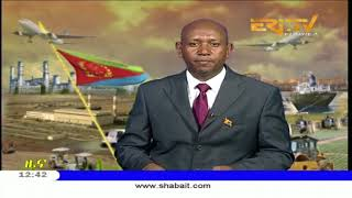 ERi-TV, Eritrea - Tigrinya News for May 21, 2018