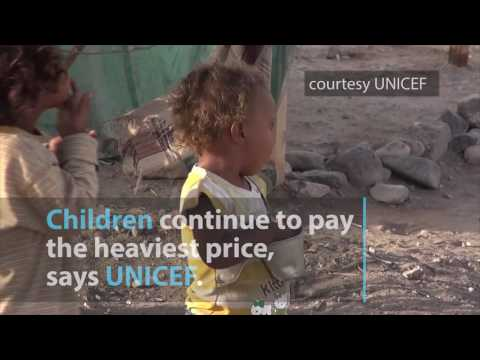 Yemeni conflict, two years on: Humanitarian situation dire; children bearing the brunt