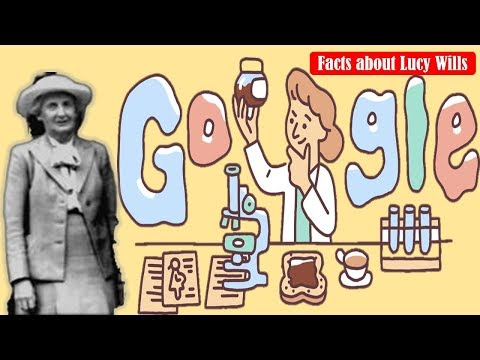 Lucy Wills - 5 Facts about discovered of folic acid Lucy Wills