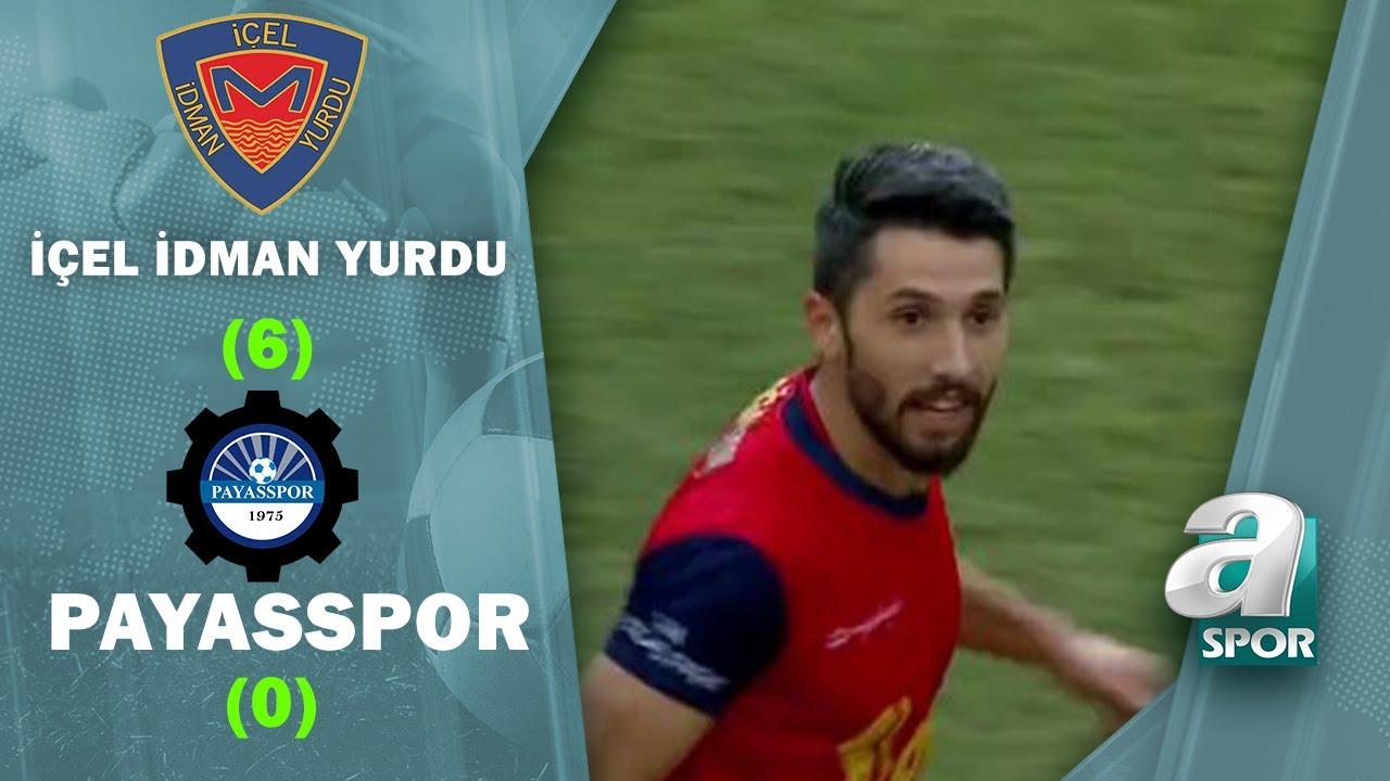 Download İçel İdman Yurdu 6 - 0 Payasspor (Ziraat Türkiye Kupası 2. Tur Maçı)