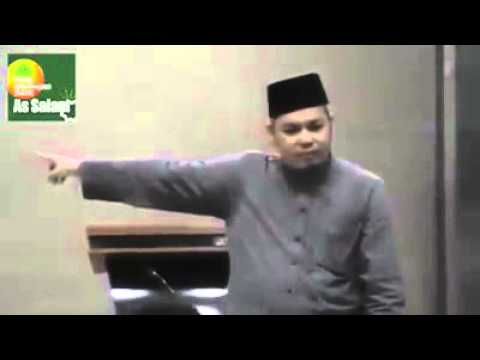 Ceramah Agama Bahasa Sunda yang mengharukan