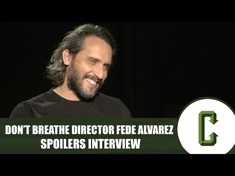 How Don't Breathe Director Fede Alvarez Came Up With The Movie's Sickest Plot Point