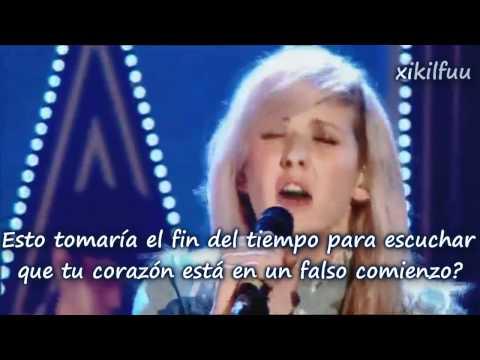 Your Biggest Mistake - Ellie Goulding Subtitulado Español