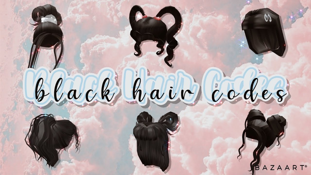 Codes For Black Hair In Bloxburg Part 2 Roblox Bloxburg Youtube