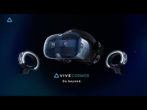 HTC's new Vive Cosmos VR headset arrives on October 3rd for $699