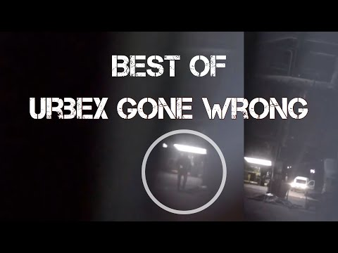 Thumbnail: BEST OF MY URBEX GONE WRONG MOMENTS