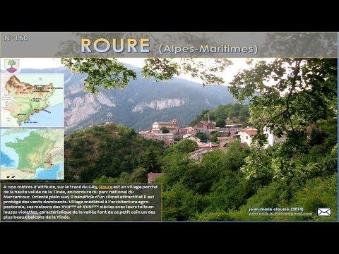 Roure - Alpes Maritimes (06)