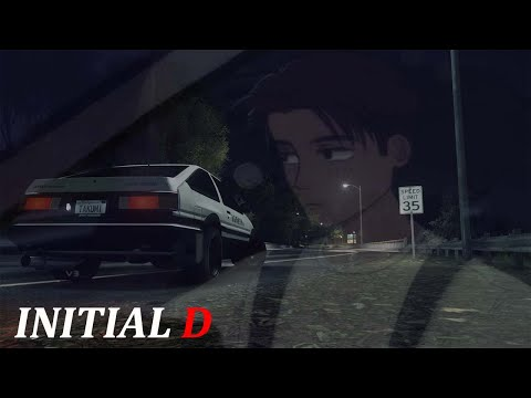 takumi one fast Tofu delivery boy    Need for speed 2015