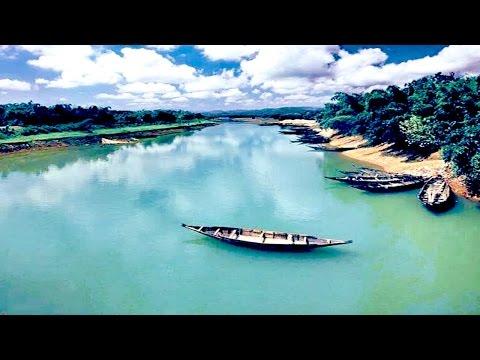 বাংলাদেশের সবচেয়ে বড় ১০ টি নদী । Top 10 Biggest River Of Bangladesh