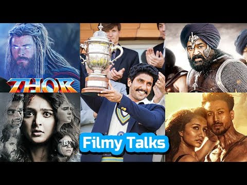 Filmy Talks - 83 The Film, Thor Love And Thunder, Angrezi Medium, Marakkar, Nishabdham, Box Office