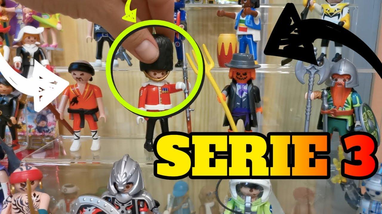 Playmobil Sobres Sorpresa 【ARREGLANDO MI COLECCIÓN】Serie 3