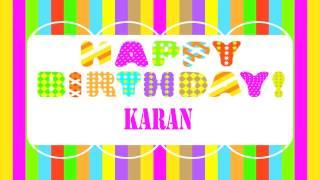 Karan   Wishes & Mensajes