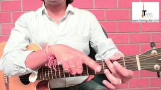 Easy 4 chord hindi medley guitar lesson-Arijit Singh,Raeth,R.D.Burman,Dylan songs Part1
