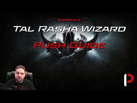 Diablo 3 - Tal Rasha Ladder Push Build (patch 2.6.1)+