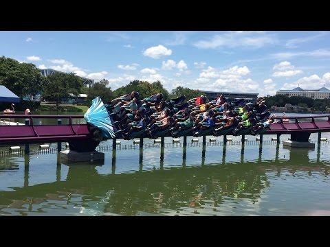 Mako Coaster Queue And Load Station - Soft Opening At SeaWorld Orlando