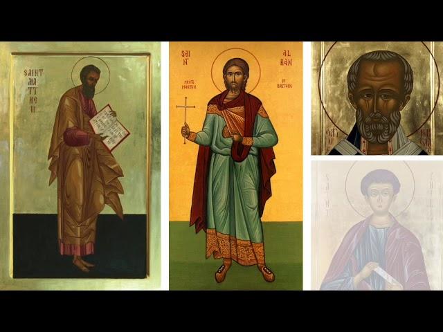 Devotion: The Theotokos, the Te Deum, and the All Saints Icon