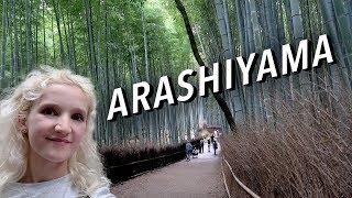 Exploring Arashiyama | Bamboo Forest, Shopping, Kimono Forest