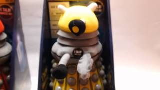 Doctor Who Medium Dalek Electronic Talking Plush from Underground Toys