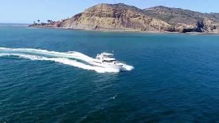 55' Californian for sale Brokaw Yacht Sales, San Diego CA