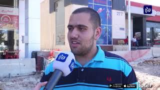 الأزمات المرورية تضع العقبات على طريق طلبة الجامعة الأردنية -(3/10/2019)