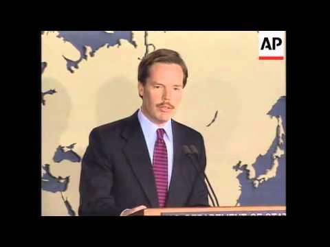 USA: WASHINGTON: NO PRECONDITIONS FOR KOREAN PEACE TALKS