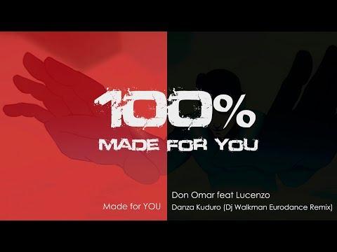 Don Omar feat. Lucenzo - Danza Kuduro (Dj Walkman Remix) [100% Made for you]