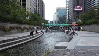 서울 시내, Downtown Seoul , Korea
