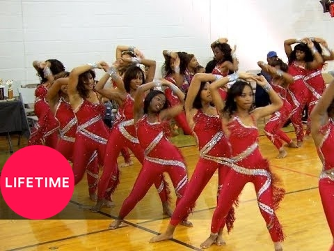 Bring It Full Dance The Dancing Dolls Main Field Show Lifetime Youtube