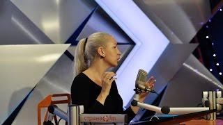 Врач-диетолог Наталья Зубарева в утреннем эфире Страны FM