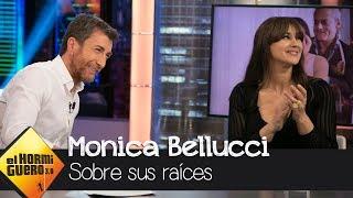 """Monica Bellucci: """"Yo soy una chica de campo que se dedica a las alfombras rojas"""" - El Hormiguero 3.0"""