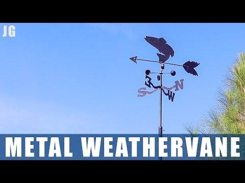 Restoring Metal Weathervane | JIMBOS GARAGE