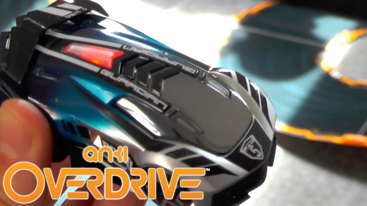 anki overdrive founder talks robot cars starter packs. Black Bedroom Furniture Sets. Home Design Ideas