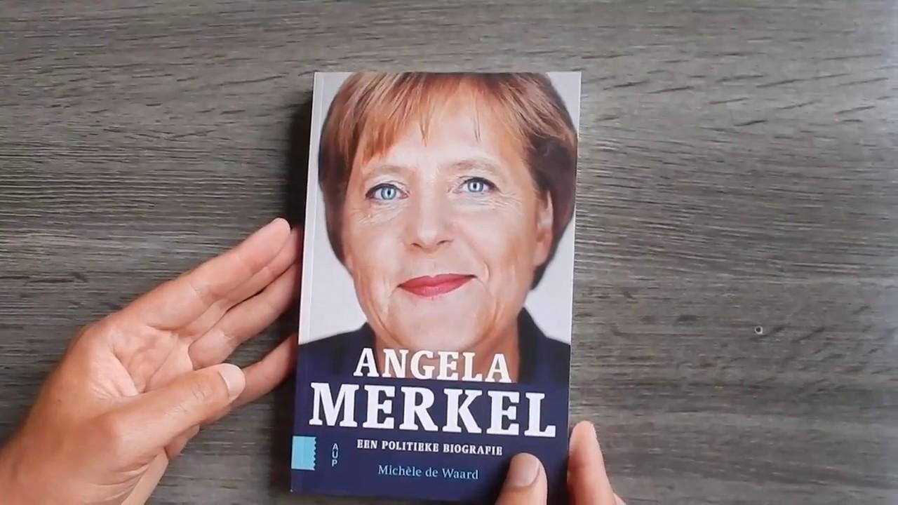 Angela Merkel Een Politieke Biografie