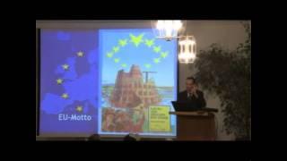 Das Neue Europa, die USA, der Vatikan und die Neue Weltordnung