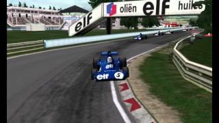 F1C 1973 Zolder Belgian Grand Prix Belgium Mod CREW F1 Seven full Race  danos para a deformação do cor F1 Challenge 99 02 câmera year Formula 1 game Championship season 2 GP 4 3 2012 2013 2014 2015 20 15 15 52 48 7