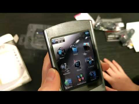Eclipse mp3 player 2.8-w unboxing