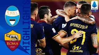 SPAL 1 6 Roma Bruno Peres Bags a Brace as Roma Hit SPAL for Six Serie A TIM