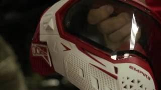 Empire EVS обзор новой пейнтбольной маски  глазами игрока...