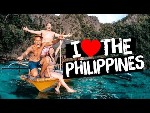 4 REASONS WHY I LOVE THE PHILIPPINES