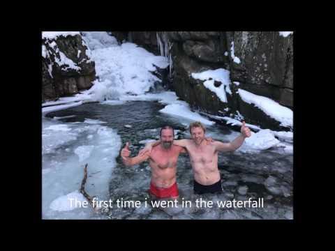 5 times waterfall Bart Dankers Poland January 2017