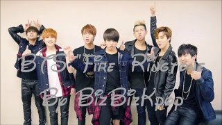 "BTS ""FIRE"" /Ringtone\"