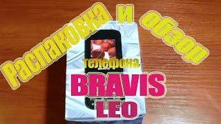 Распаковка и обзор телефона Bravis Leo / Самый дешевый телефон на 2 sim-карты(, 2015-08-03T14:32:46.000Z)