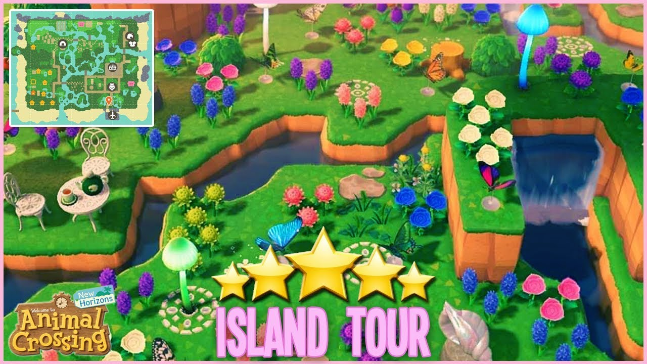 700+ HOURS 5 Star Island Tour | Fairy Garden | Animal ...