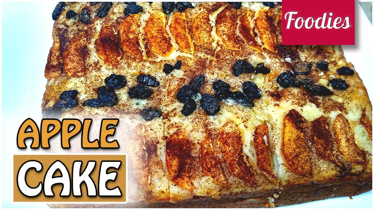 Apple Cake Recipe   Cooking Recipes By Foodies